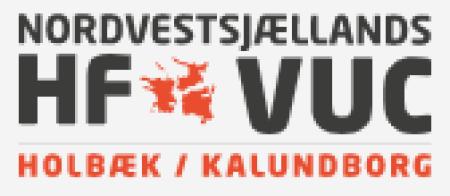 Nordvestsjællands HF og VUC logo