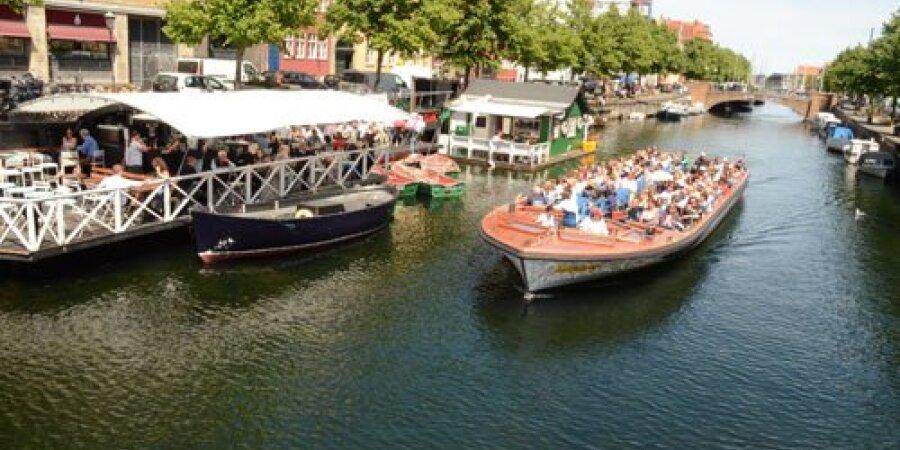 Havnerundfart - 2 timers tur fra Nordhavn til Sydhavn - storslået oplevelse -