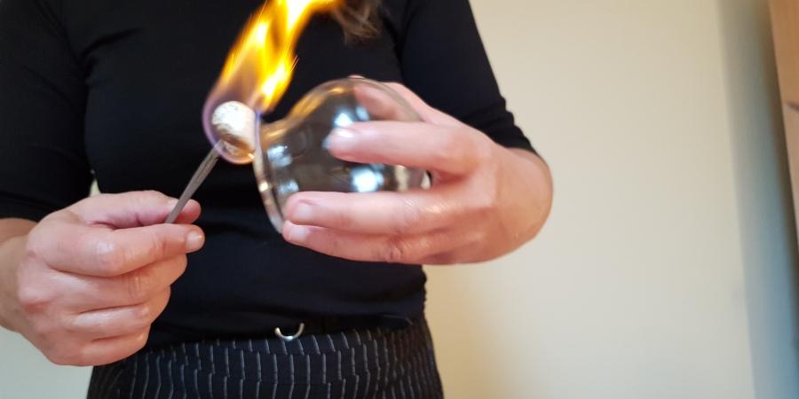 Kursus i Firecupping og Essentielle Olier
